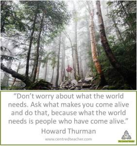 don't worry about what the world